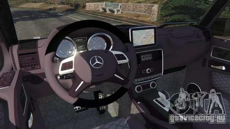 Mercedes-Benz G65 AMG v0.1 [Alpha] для GTA 5