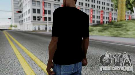 Shirt from Jeff Hardy v2 для GTA San Andreas второй скриншот