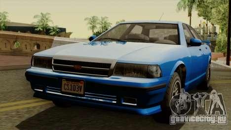 GTA 5 Vapid Stanier II IVF для GTA San Andreas