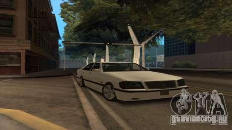 Mercedes Benz W140 S600 для GTA San Andreas