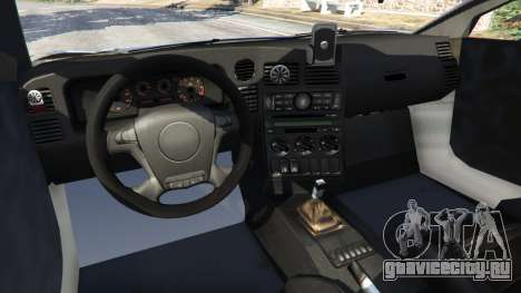 Arrinera Hussarya v1.0 для GTA 5 вид сзади справа