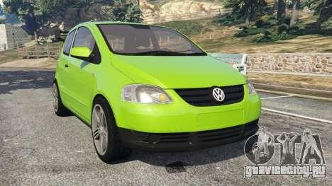 Volkswagen Fox для GTA 5