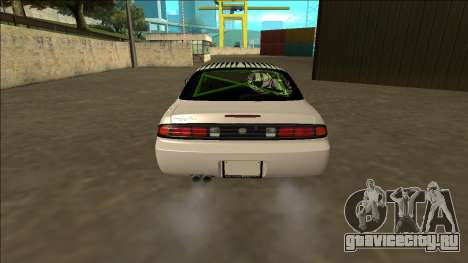 Nissan 200SX Drift Monster Energy Falken для GTA San Andreas вид справа
