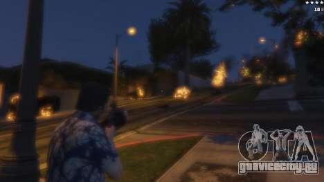 4K Fire Overhaul 2.0 для GTA 5 шестой скриншот