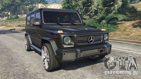 Mercedes-Benz G65 AMG v0.1 [Alpha] для GTA 5