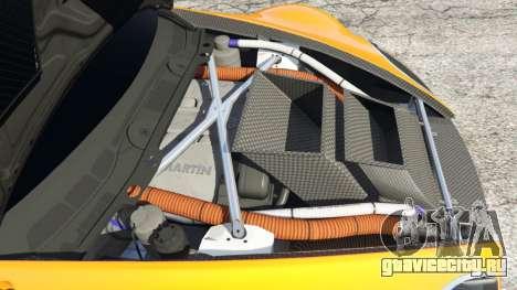 Aston Martin Vantage GT3 для GTA 5