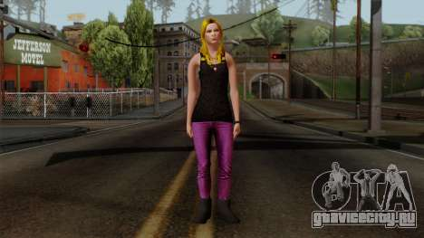 Buffy Vampire Slayer для GTA San Andreas второй скриншот
