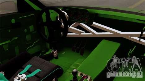 Nissan 350Z для GTA San Andreas вид справа