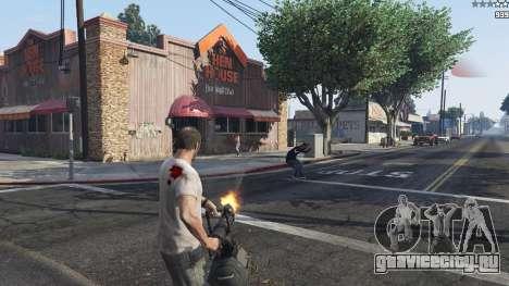 Huo Long Heater для GTA 5 третий скриншот