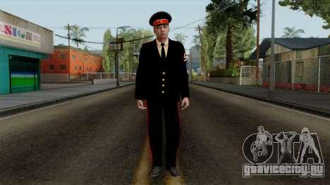 Вице-сержант Казанского СВУ v2 для GTA San Andreas второй скриншот