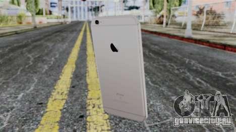 iPhone 6S Space Grey для GTA San Andreas третий скриншот