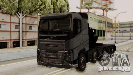 Volvo FH Euro 6 10x4 Exclusive Low Cab для GTA San Andreas