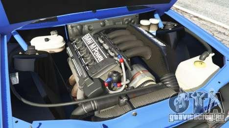 BMW M3 (E30) 1991 для GTA 5 вид справа