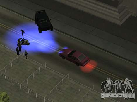 Xenon 2.0 для GTA San Andreas второй скриншот
