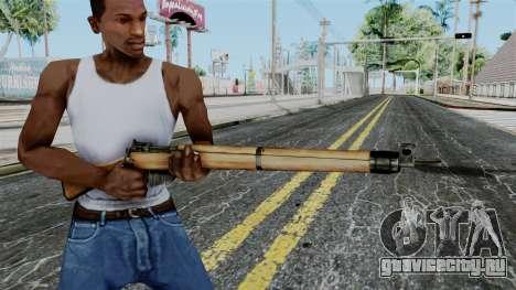 Lee-Enfield No.4 from Battlefield 1942 для GTA San Andreas третий скриншот