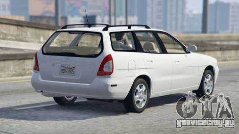 Daewoo Nubira I Wagon US 1999 - FINAL version для GTA 5 вид слева