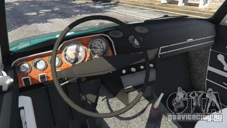 ВАЗ-2106 v0.2 для GTA 5