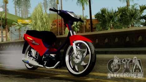 Gilera Smash для GTA San Andreas