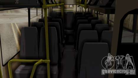 БАЗ A079.07 Эталон для GTA San Andreas вид сзади