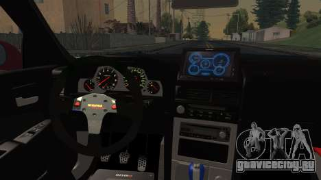 Nissan Skyline GT-R R34 2012 для GTA San Andreas вид справа