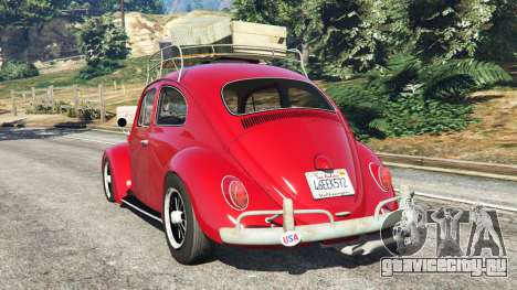 Volkswagen Beetle 1963 [Beta] для GTA 5