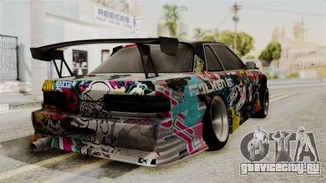 Nissan R13 для GTA San Andreas