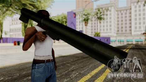 Light-AntiTank-Weapon from Delta Force для GTA San Andreas третий скриншот
