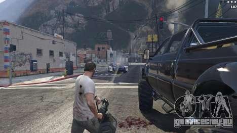 Huo Long Heater для GTA 5 пятый скриншот