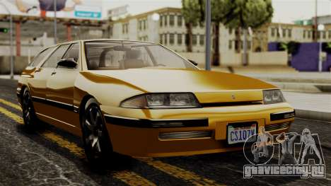 GTA 5 Zirconium Stratum IVF для GTA San Andreas