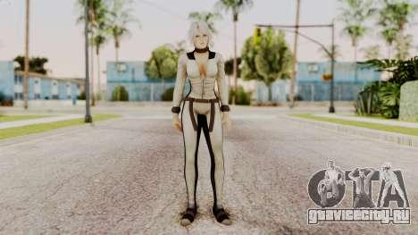 DOA 5 Christie Assasin для GTA San Andreas второй скриншот