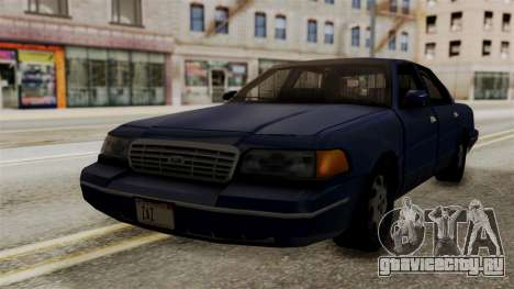 Ford Crown Victoria LP v2 Civil для GTA San Andreas