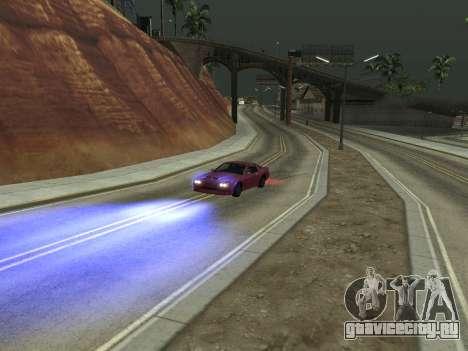 Xenon 2.0 для GTA San Andreas