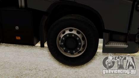 Volvo FH Euro 6 10x4 Exclusive Low Cab для GTA San Andreas вид сзади слева