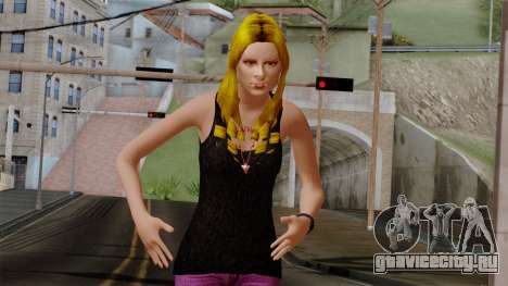 Buffy Vampire Slayer для GTA San Andreas