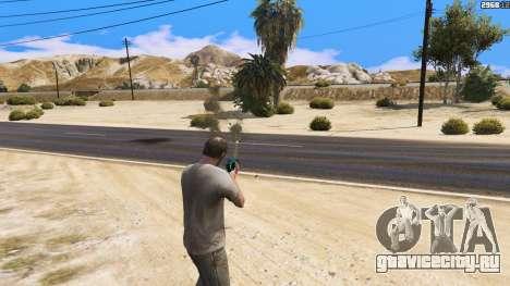 Увеличенные эффекты попаданий для GTA 5 четвертый скриншот