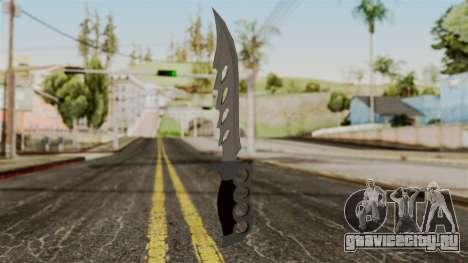 Ножик для GTA San Andreas второй скриншот