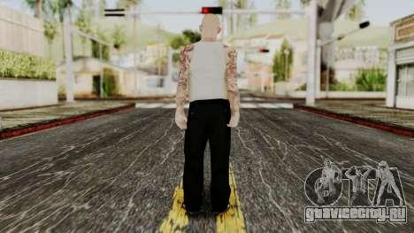 Alice Baker Young Member для GTA San Andreas третий скриншот