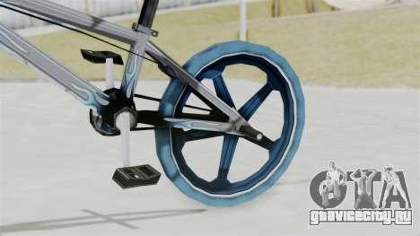 Custom Bike from Bully для GTA San Andreas вид справа