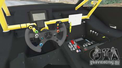Mercedes-Benz C204 AMG DTM 2013 для GTA 5