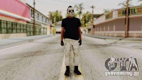 Skin DLC Ultimo Equipo En Pie для GTA San Andreas второй скриншот