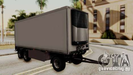 Cooliner Trailer from ETS 2 для GTA San Andreas