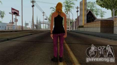 Buffy Vampire Slayer для GTA San Andreas третий скриншот