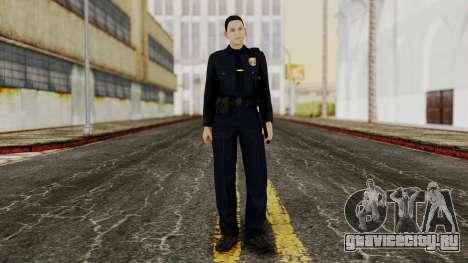 GTA 5 Cop для GTA San Andreas второй скриншот