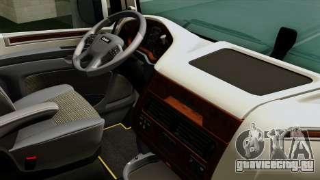 DAF XF Euro 6 SSC для GTA San Andreas вид справа
