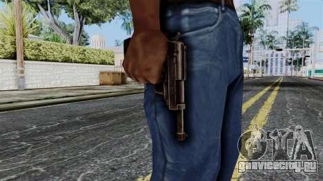 Walther P38 from Battlefield 1942 для GTA San Andreas третий скриншот