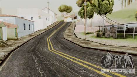 BlackRoads v1 LS Kenblock для GTA San Andreas четвёртый скриншот