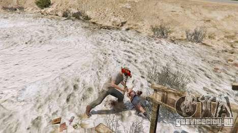 Топор из Dead Rising для GTA 5 третий скриншот