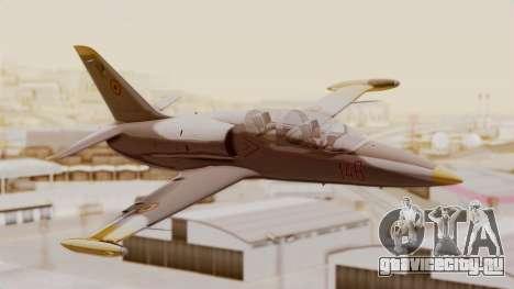 Aero L39 ZA Albatros - Nr. 146 (Romania) для GTA San Andreas вид сзади
