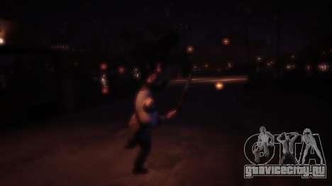 Laser Rocket Mod V5 для GTA 5 второй скриншот