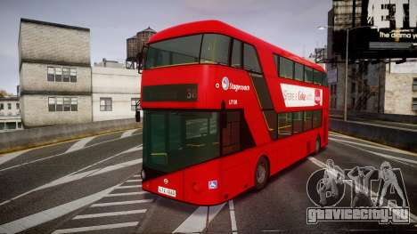Wrightbus New Routemaster Stagecoach для GTA 4